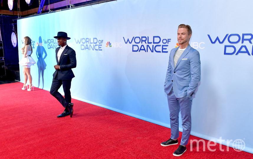 Дженнифер Лопес на вечеринке в честь нового сезона шоу танцев. Фото Getty