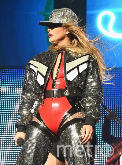 20 января Джей Ло выступила на концерте в Лос-Анджелесе. Фото Getty