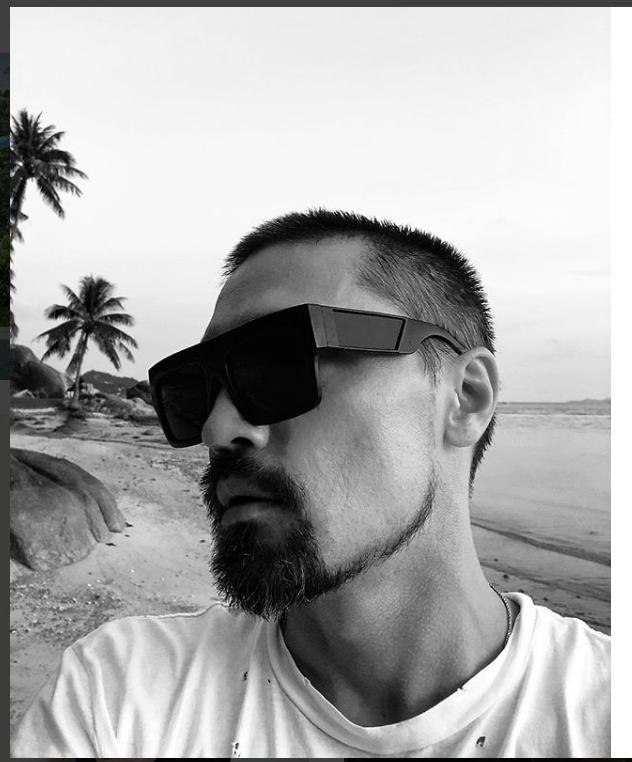 Дима Билан выкладывает фото из путешествия. Фото instagram.com/bilanofficial
