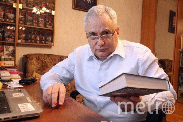 Корецкий работал в комиссии в течение 14 лет – с марта 2002 по июнь 2016 года. Фото vk.com