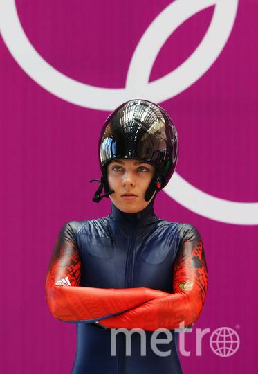 Ольга Потылицына. Фото Getty