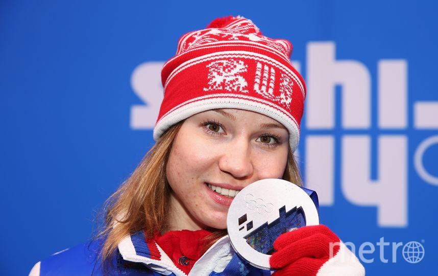 Ольга Фаткулина. Фото Getty