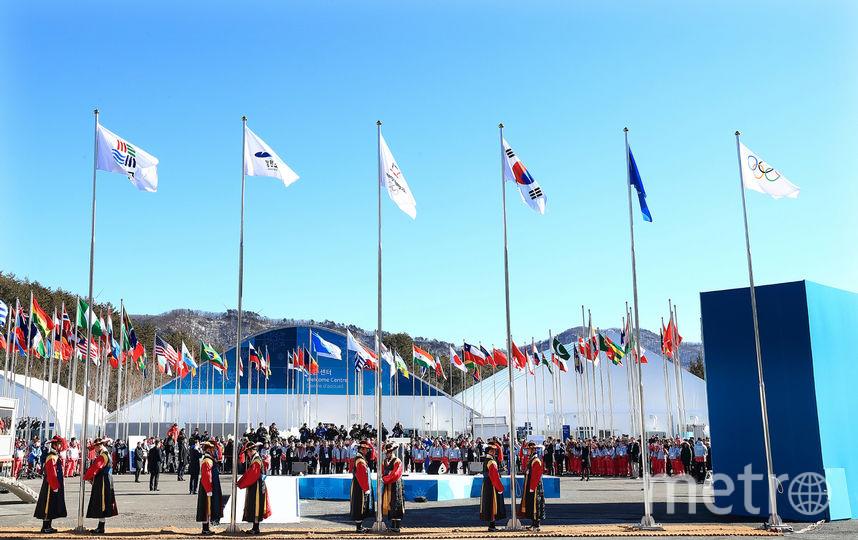 Зимние Олимпийские игры пройдут в Пхёнчхане в Южной Корее с 9 по 25 февраля 2018 года. Фото Getty