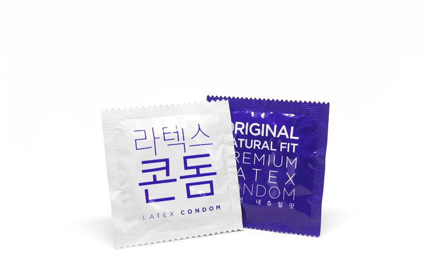 Презервативы, которые будут выдаваться во время Олимпиады. Фото AFP