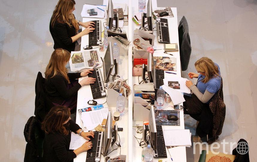 Офис. Фото Getty