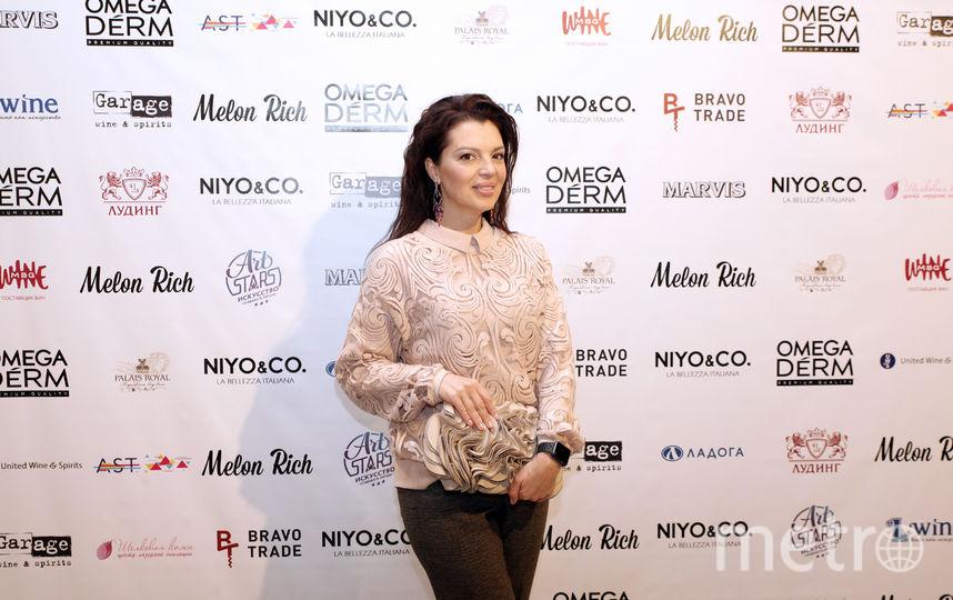 Алиса Толкачева. Фото Предоставлено организаторами мероприятия.
