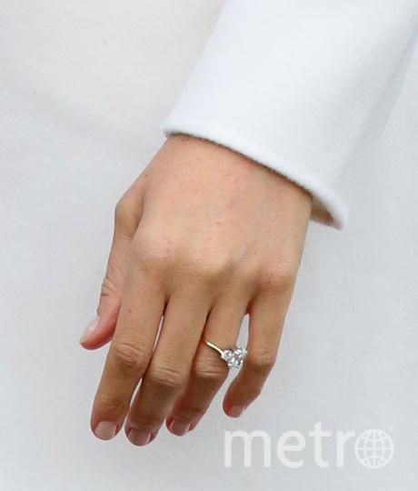 Кольцо Меган Маркл содержит в себе сразу несколько символов. Фото Getty