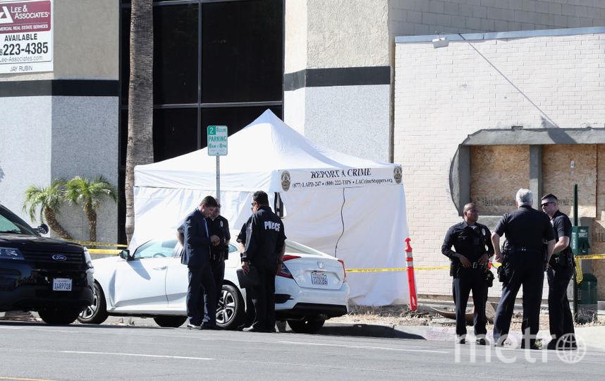 В Лос-Анджелесе школьница открыла стрельбу в классе. Фото Getty
