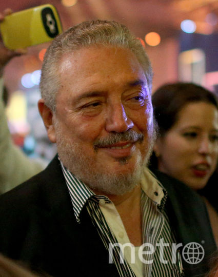 Фидель Кастро Диас-Баларт. Фото Getty