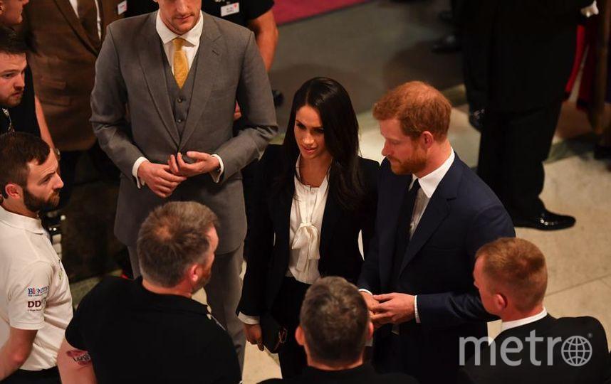 Принц Гарри и его невеста Меган Маркл. Фото Getty