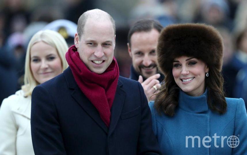 Кейт Миддлтон и принц Уильям находятся с официальным визитом в Норвегии. Фото Getty