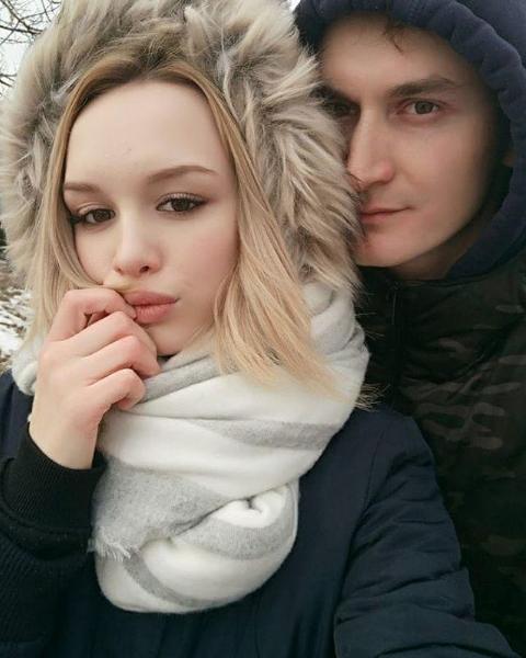 Диана Шурыгина с мужем. Фото Скриншот Instagram: _diana_shurygina_