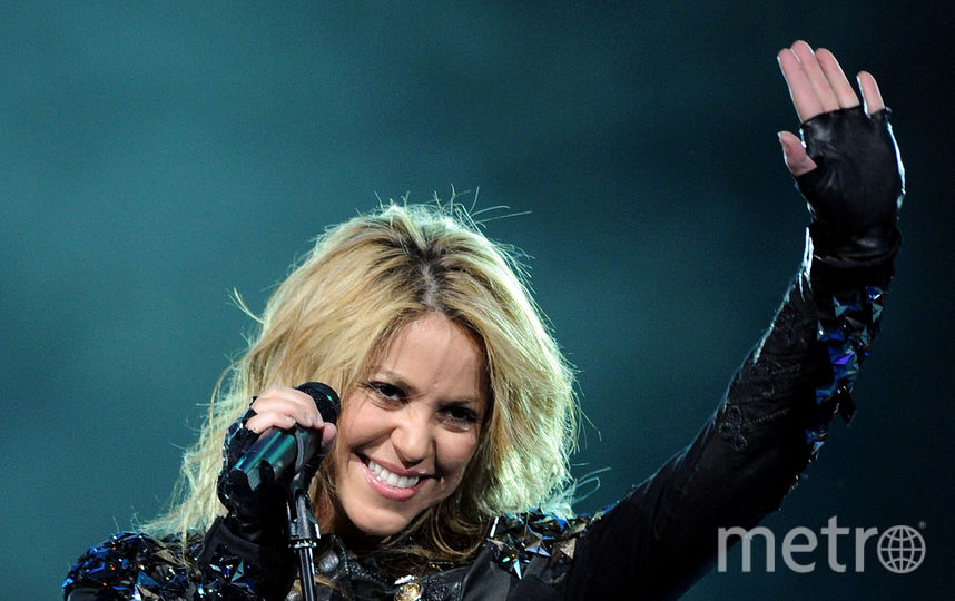 Шакира. Фото Getty