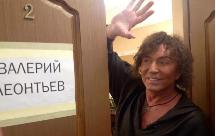 Архив из соцсетей. Фото instagram.com/valera_leontiev
