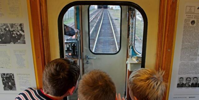Экскурсии в метро.