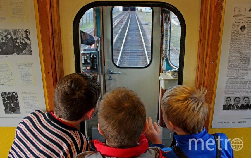 Экскурсии в метро. Фото vk.com/club43149268, vk.com