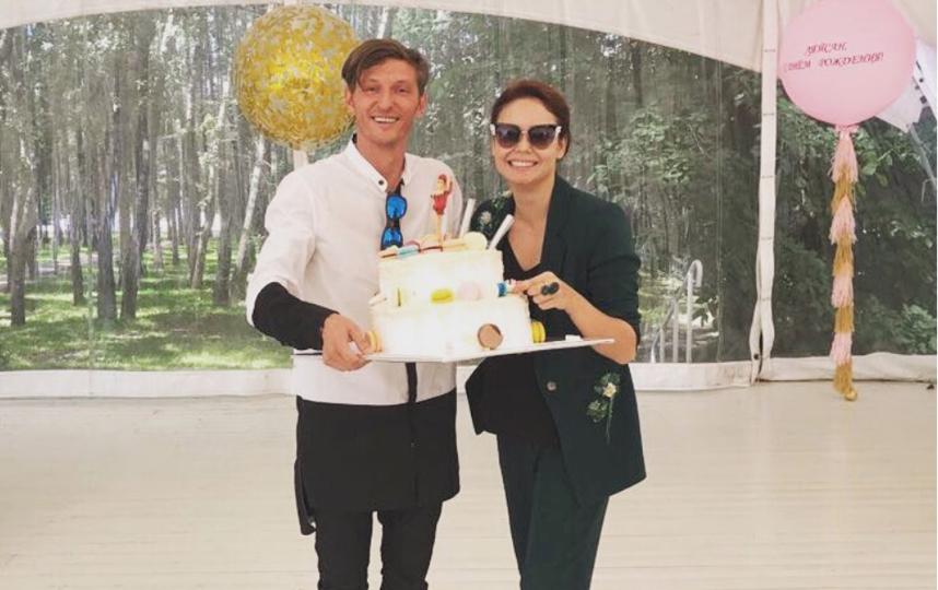 Ляйсан Утяшева и супруг Павел Воля. Фото instagram.com/liasanutiasheva