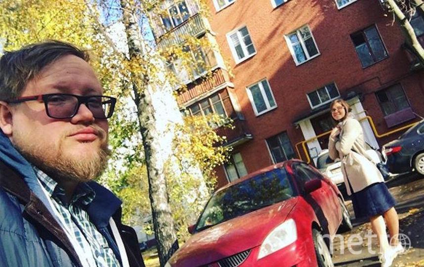 Анастасия рядом со своей машиной – она продала её после ДТП, как только выписалась. Фото предоставила Анастасия Полякова