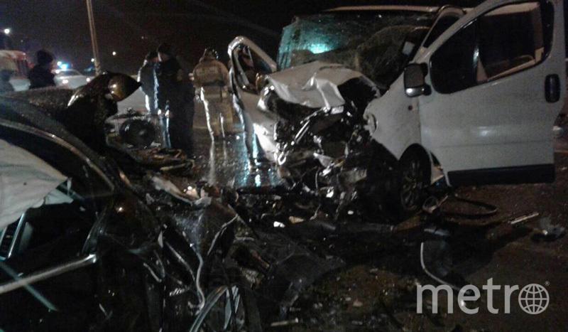 Три человека погибли и шестеро пострадали в ДТП в Белгородской области. Фото Все - www.31.мвд.рф