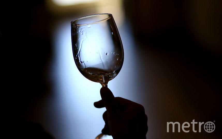 Алкоголь. Фото Getty