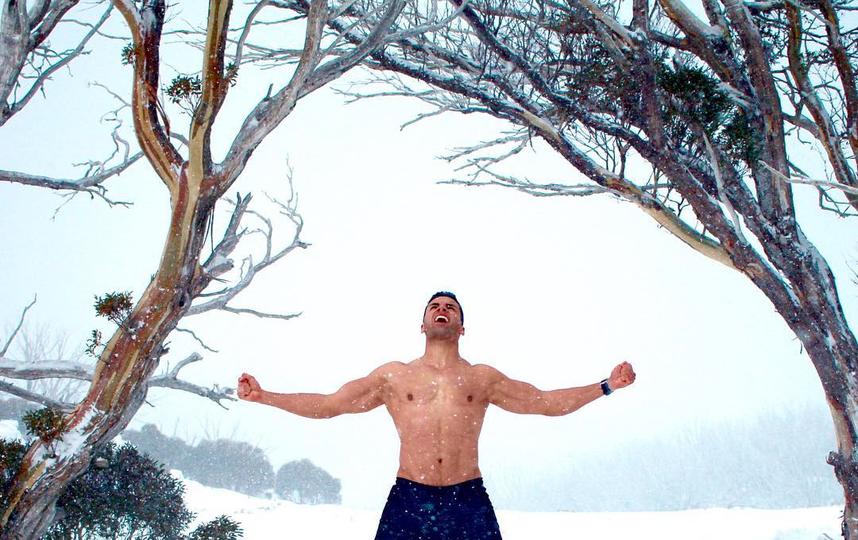 Поклонницам Питы нравится, когда он выкладывает фото с обнажённым торсом в соцсетях. Фото Instagram.com/pita_tofua