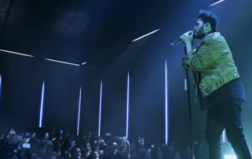 Скриншот из клипа The Weeknd. Фото Скриншот Youtube