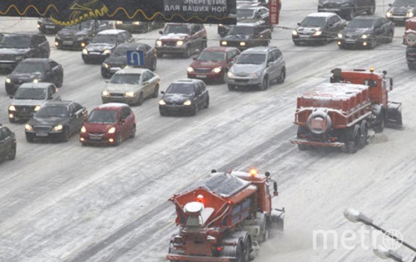 Снег в Петербурге продолжится и во вторник. Фото Getty