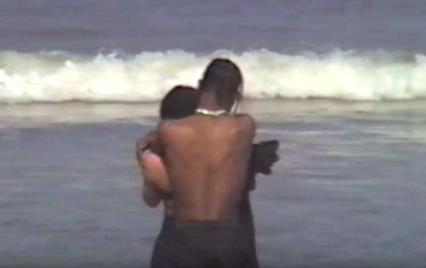 Кадры из видео Кайли Дженнер о рождении дочери. Фото Скриншот Youtube