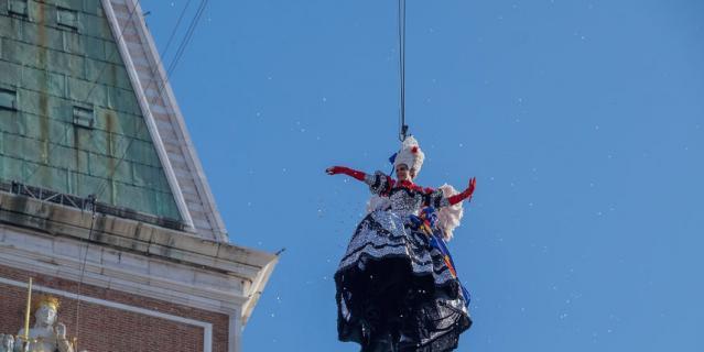 Карнавал в Венеции-2018.