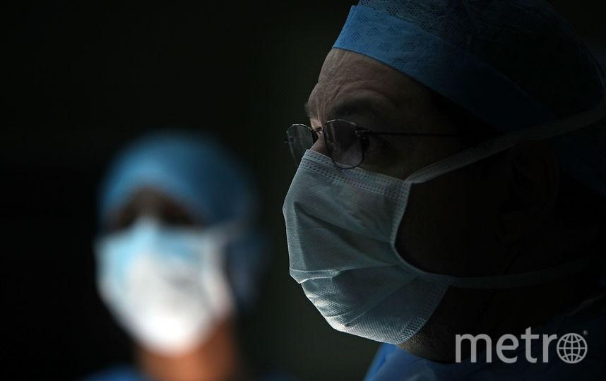Минздрав назвал основные причины смертности в России. Фото Getty