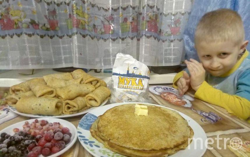 """""""Масленица в моей семье"""". Фото Екатерина Холопова"""