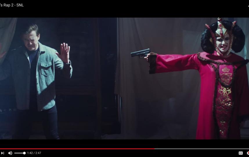 Кадр из клипа. Фото Скриншот Youtube