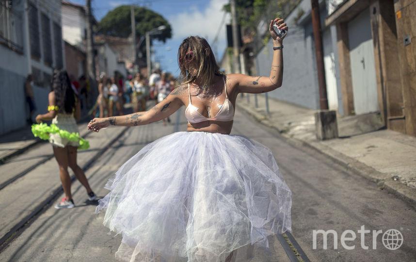 Рио-де-Жанейро. Фото AFP
