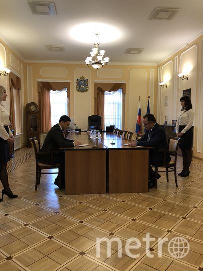 Сергей Буланча и Михаил Ведерников.