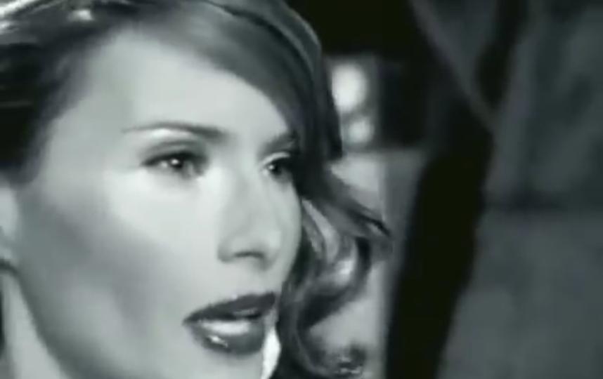 Мелания Трамп в рекламном ролике 2005 года. Фото Скриншот Youtube