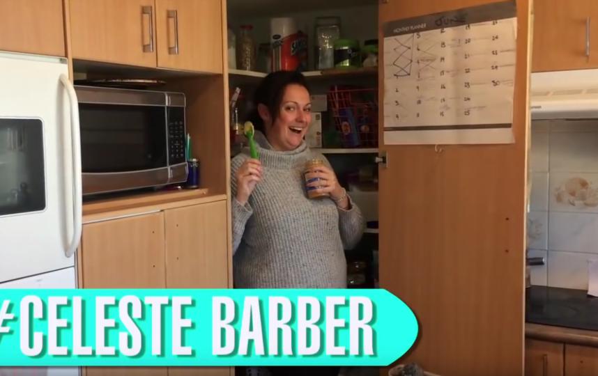 Селеста Барбер. Фото Скриншот Youtube