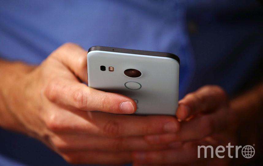 Обнаружена серьёзная угроза Android. Фото Getty