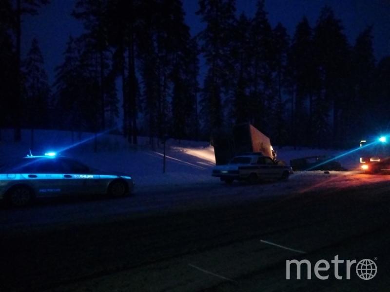В страшном ДТП в Ленобласти погибли 9 человек: Фото и подробности трагедии. Фото 47.mchs.gov.ru