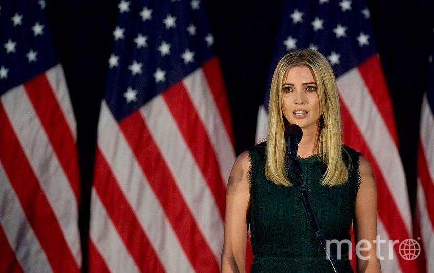 Дочь президента США Иванка Трамп. Фото Getty