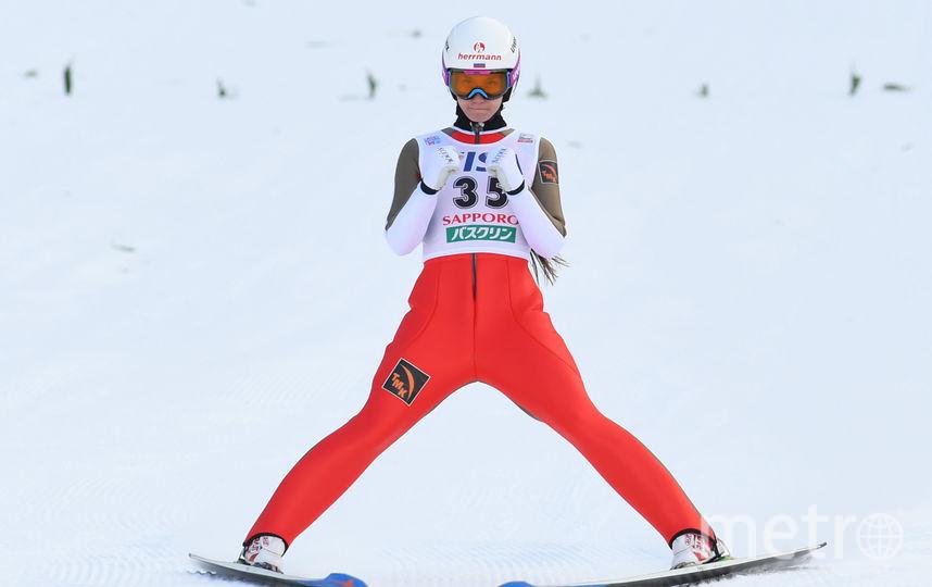 Ирина Аввакумова. Фото Getty