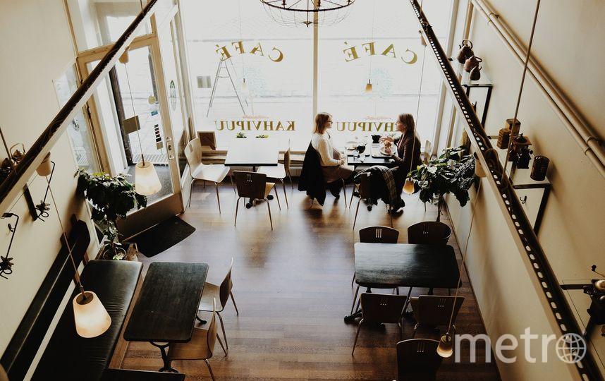 В Петербурге женщина оставила в ресторане двоих детей. Фото Pixabay.com