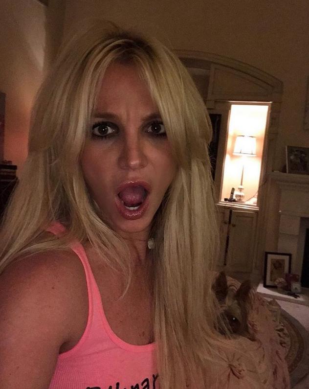 Бритни Спирс, 2018. Фото Скриншот Instagram: @britneyspears