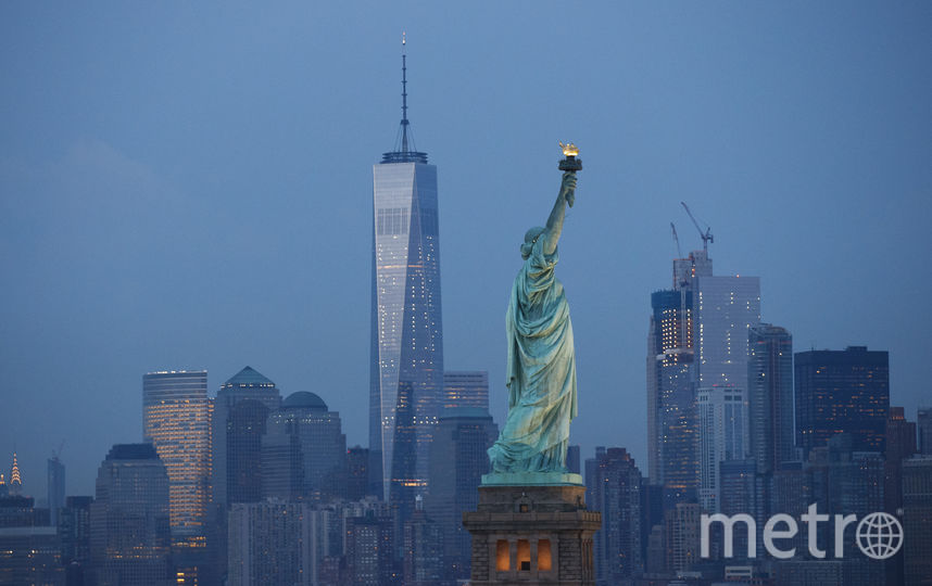 Нью-Йорк, США. Фото Getty
