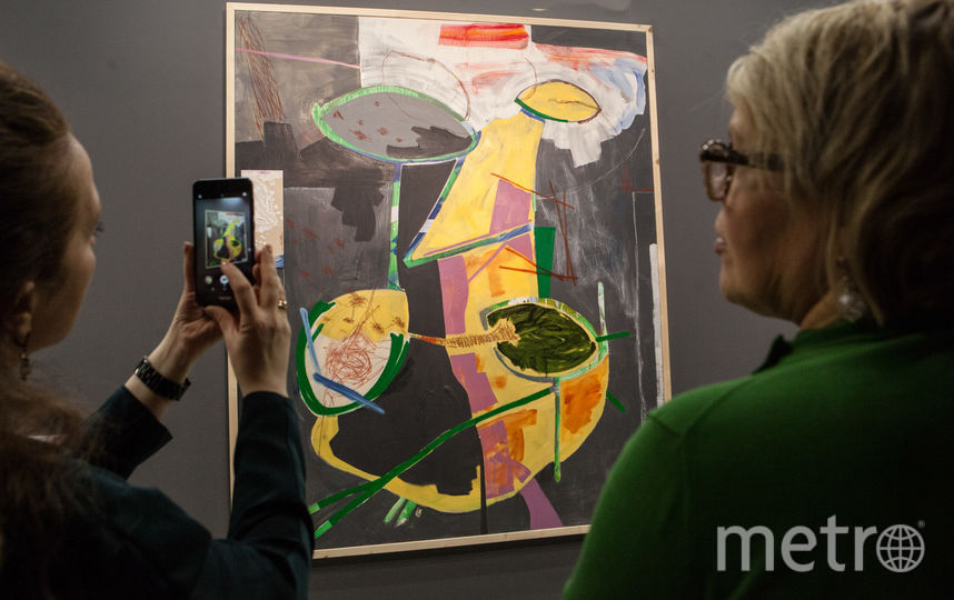В Манеже открылась уникальная выставка японских мастеров. Фото все - Святослав Акимов.