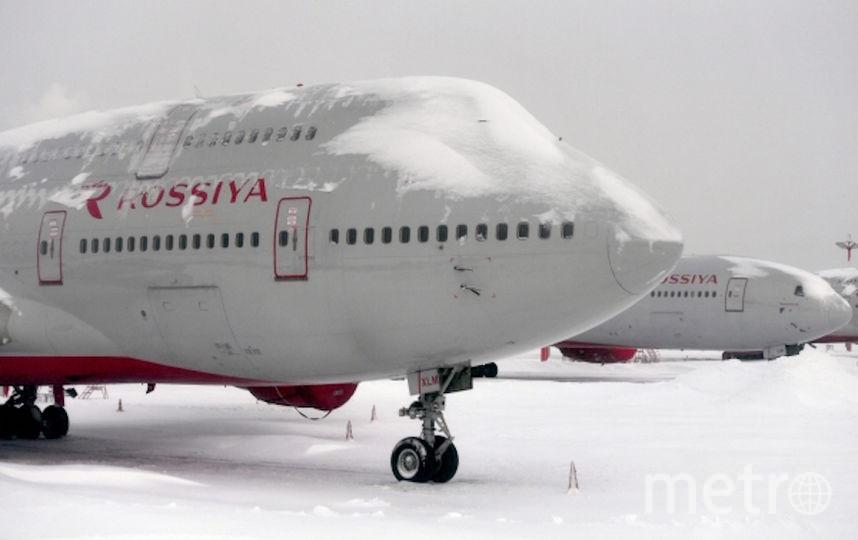 Вавиакомпании «Россия» прокомментировали экстренную посадку самолета воВнуково