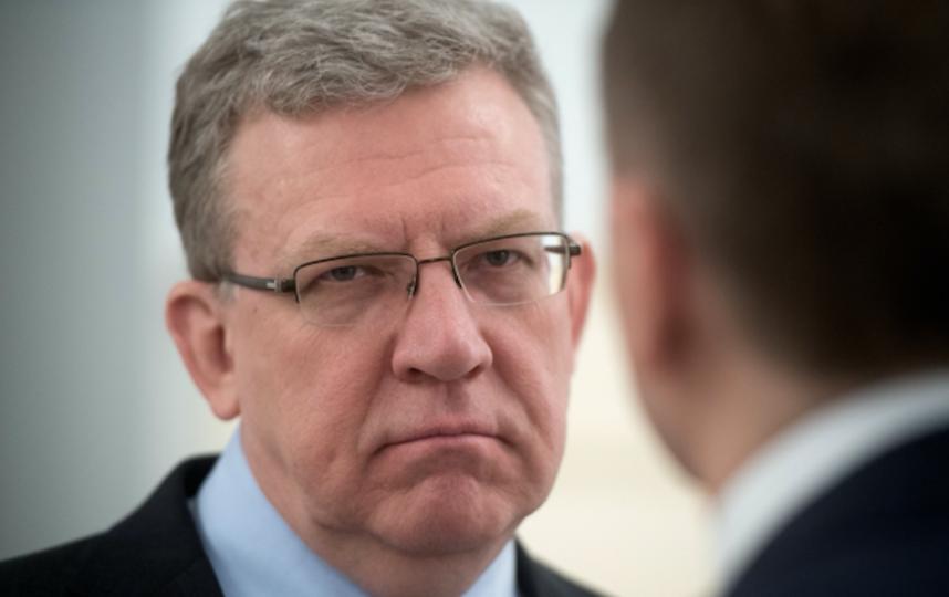 Председатель совета Центра стратегических разработок Алексей Кудрин. Фото Сергей Гунеев, РИА Новости