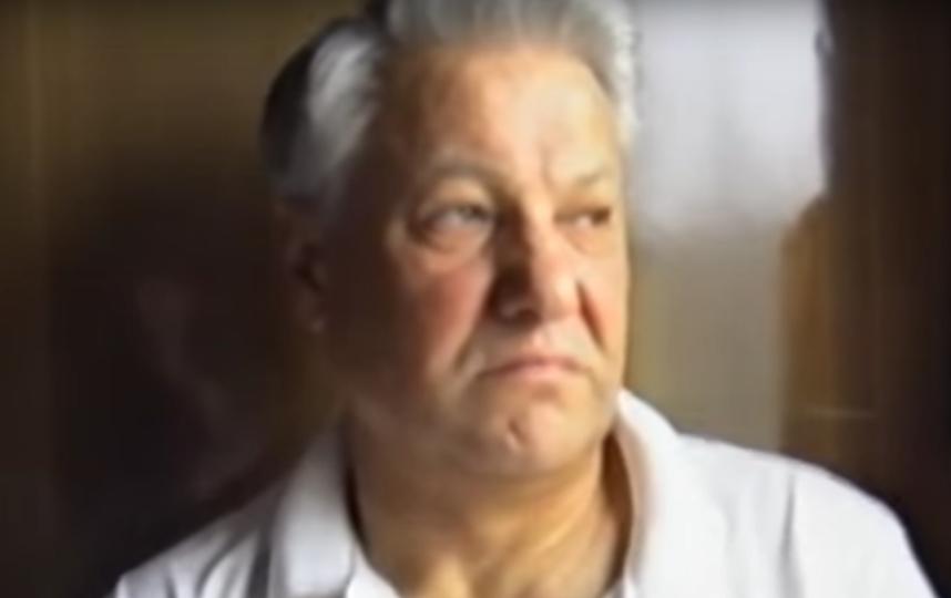 Борис Ельцин. Фото Скриншот Youtube