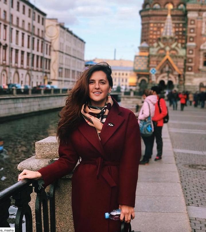 Мария Шумакова. Фото Скриншот Instagram: @shumakova_masha