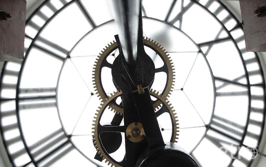 Часовой механизм. Фото Getty