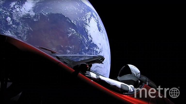 Автомобиль Tesla. Фото AFP